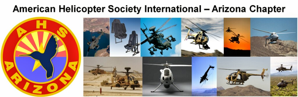 The Arizona Chapter of the American Helicopter Society, International